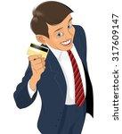 vector illustration of a... | Shutterstock .eps vector #317609147