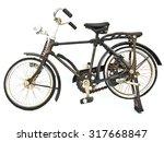 Vintage Style Bicycle Model...