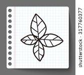 environmental protection... | Shutterstock . vector #317760377