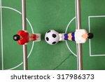 foosball. table football   Shutterstock . vector #317986373