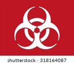biohazard sign   Shutterstock .eps vector #318164087