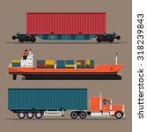 Cool Vector Items On Freight...