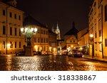 Night View Of St Vitus...