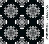 dark diamond seamless pattern.... | Shutterstock .eps vector #318379727