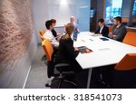 Business People Group With...