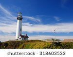 White Pigeon Point Lighthouse...