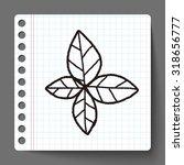 environmental protection... | Shutterstock .eps vector #318656777