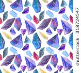 seamless pattern with... | Shutterstock . vector #318724547