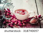 Rose Buds Tea  Tea Cup ...