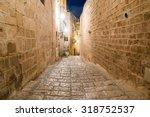 Stone Old City Jaffa In Tel Aviv