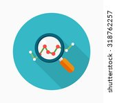 data analysis icon  vector...