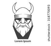 simple illustration for logo ... | Shutterstock .eps vector #318770093