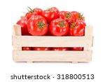 Fresh Ripe Tomatoes  Solanum...