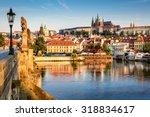 Prague  Bohemia  Czech Republi...