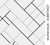 seamless pattern diagonal... | Shutterstock .eps vector #318873437