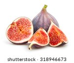 figs isolated | Shutterstock . vector #318946673