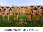 Gothic Ruined Cloister Of San...