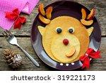 Funny Christmas Breakfast Of...