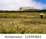 Small photo of Abuna Yosef peak, Ethiopian Highlands near Lalibela