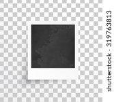 vector white frames. picture... | Shutterstock .eps vector #319763813