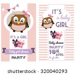 Baby Girl Shower Invitation...