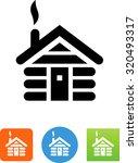 Cabin Symbol For Download....