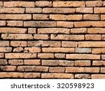brick wall background | Shutterstock . vector #320598923