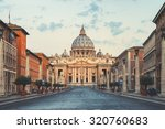 Sunrise Over The St. Peters...