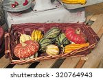 Basket With Some Ornamental...