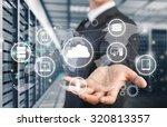 data. | Shutterstock . vector #320813357