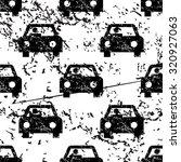 car pattern  grunge  black...