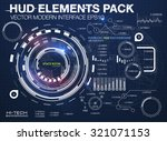 infographic elements.... | Shutterstock .eps vector #321071153