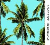 beautiful seamless vector... | Shutterstock .eps vector #321126473