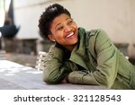 close up portrait of a young...   Shutterstock . vector #321128543