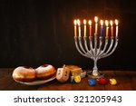 image of jewish holiday... | Shutterstock . vector #321205943