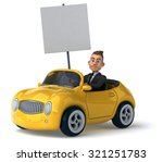 fun car | Shutterstock . vector #321251783