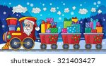 Christmas Train Theme Image 5 ...