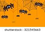 Halloween Vector Background...