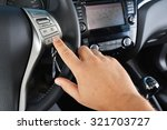 steering wheel and other... | Shutterstock . vector #321703727