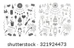 party and celebration design... | Shutterstock .eps vector #321924473