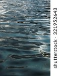 Water Texture Sunset
