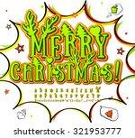 creative green orange high...   Shutterstock .eps vector #321953777