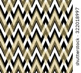 Pattern in zigzag. Classic chevron seamless pattern. Vector design | Shutterstock vector #322018997