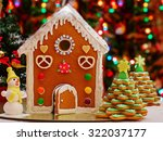 Gingerbread House  Gingerbread...