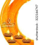 elegant card design of...   Shutterstock .eps vector #322166747