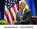 new york  usa   sep 29  2015 ... | Shutterstock . vector #322254893