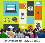 computer cloud computing... | Shutterstock . vector #322291517