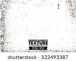 grunge frame   abstract texture.... | Shutterstock .eps vector #322493387