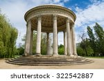 temple of love in english... | Shutterstock . vector #322542887