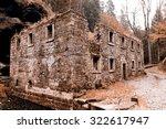 Old Mill House In Czech...